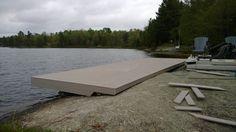 Boat Shed, Deck Railings, Fences, Sheds, Sun Lounger, Landscaping, Backyard, Cottage, Outdoors