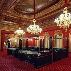 Casino in Baden Baden, Germany. Went on our last trip to France and gave the nice people a good chunk of our money:)