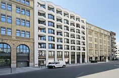 Guardian - Moderne Eigentumswohnungen in Berlin-Mitte, Penthouses