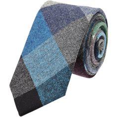 Thom Grey. Gentleman's Wardrobe, Noah, Classy Casual, Skinny Ties, Sharp Dressed Man, Thom Browne, Tie Dress, Bow Ties, Neck Ties