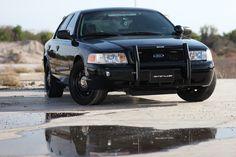 Crown Vic P71 | 2007 Ford Crown Victoria P71 Police Interceptor Nightstalker Pursuit ...
