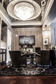 Plaza hotel luxury Gatsby Suite For more ideas http://www.bocadolobo.com/en/inspiration-and-ideas/