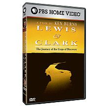 Ken Burns - Lewis & Clark: The Journey of the Corps of Discovery     The most notable expedition in U.S. history was led by Meriwether Lewis and William Clark, with soldiers, an African-American slave, a female guide, and Canadian boatmen. Ken Burns' LEWIS & CLARK re-creates the 1803 journey to locate the Northwest Passage. The explorers found a varied landscape and a dizzying diversity of Indian peoples.