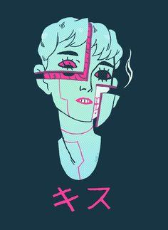 A test for an upcoming illustration assignment (@sarakipin.tumblr.com)