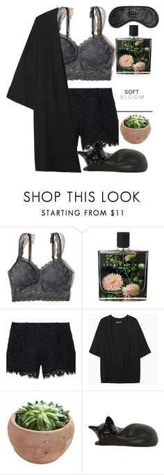 """139"" by erohina-d ❤ liked on Polyvore featuring Hollister Co., Nest Fragrances and Rachel Zoe"