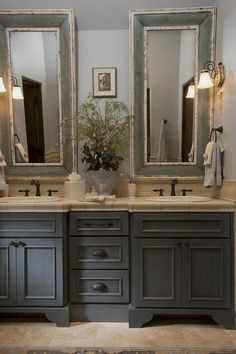 More ideas below: BathroomRemodel Small Bathroom Remodel On A Budget DIY Bathroom Remodel Ideas With Tub Half Paint Bathroom Shower Remodel Master Tile Farmhouse Bathroom Remodel Rustic Bathroom Remodel Before A Interior Design Minimalist, Minimalist Decor, Master Bath Remodel, Shower Remodel, Remodel Bathroom, Budget Bathroom, Tub Remodel, Closet Remodel, French Country Decorating
