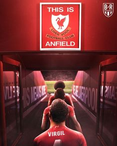 In exactly two weeks from now, the Premier League season kicks off under the lights at Anfield 🦁