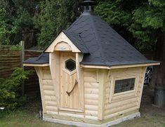 7m² Small BBQ Cabin