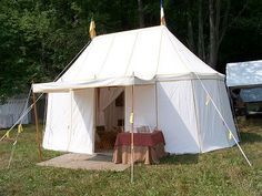 The Design of Medieval and Renaissance Pavilions Camping Life, Tent Camping, Glamping, Viking Tent, Medieval Furniture, Gazebo, Pergola, Tent Reviews, Cabin Tent