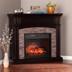 9 Amazing Fireplace images | Electric fireplaces, Fire ...