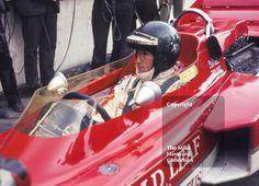 Jochen Rindt, Lotus 72 - Race winner Jochen Rindt, Gold Leaf Team Lotus at Druids Hairpin, Brands Hatch, British Grand Prix F1 Lotus, Jochen Rindt, F1 Motorsport, Classic Race Cars, Lancia Delta, British Grand Prix, Formula 1 Car, F1 Season, F1 Racing
