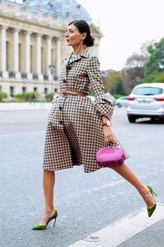 VOGUE fashion | snap | 2014年春夏パリコレクション会場スナップ Part2。 | 3