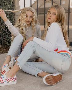 Preteen Girls Fashion, Young Girl Fashion, Girls Fashion Clothes, Teen Fashion Outfits, Style Fashion, Tween Girls Clothing, Trendy Outfits, Girly Girl Outfits, Cute Little Girls Outfits