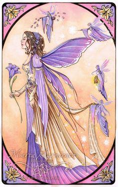 ORIGINAL Fairy Wedding. via Etsy.