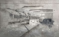 architectural hybrid drawings - Google Search