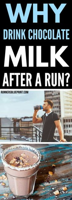 When it comes to post-workout nutrition, chocolate milk is an increasingly popular choice. And for all the right the reasons. In fact, this magical beverage might be one of the best drinks to consume after running, (or any other form of exercise for that Post Workout Nutrition, Post Workout Drink, Workout Drinks, Fitness Nutrition, Jogger, After Workout, Lose Body Fat, Healthy Recipes For Weight Loss, Weight Loss Smoothies