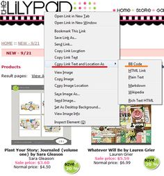 Easy Ways to Track your Credits | Sahlin Studio | Digital Scrapbooking Designs