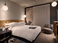 Eat Some Of The World's Best Sushi In Bed At The New Nobu Hotel Shoreditch - ELLEDecor.com