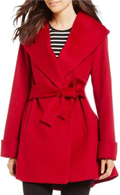 Make Dillard's your women's coats and rain jackets destination. Find the lastest women's outerwear from parkas, anoraks, and more at Dillard's. Coats For Women, Clothes For Women, Daytime Dresses, Wrap Coat, Trina Turk, Outerwear Women, Lounge Wear, Party Dress, Wrap Dress