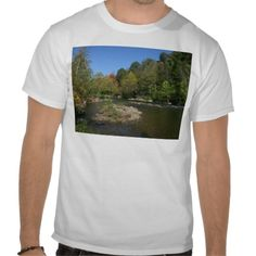West Virginia River T-shirts!  This #Men's #shirt comes in a wide variety of colors and #customizable options to make it your own!  Starting at $16, it would make a great #gift!