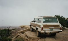 exploring with the wagoneer