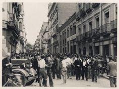 Spain - 1936. - GC - Madrid, 20 juillet 1936.
