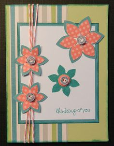 """CTMH celebrates National Scrapbooking Month with this great paper pack, """"Dotty For You""""."""