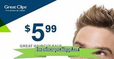 Culminating Great Clips Coupons & GreatClips Promo Codes 2019 Have your best haircut now at the lowest price with the Great Clips Coupon