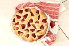 Arabafelice in cucina!: Torta morbidosa alle fragole