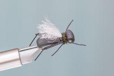 Thunder Beetle.  Tutorial from Hopper Fishing blog.