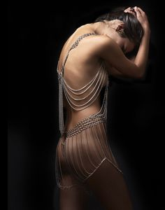 Body chains....cool!
