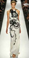 Gorgeous Carolina Herrera dress