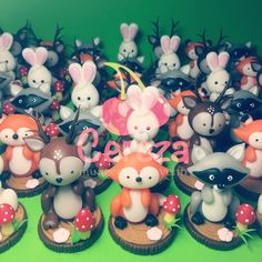 Souvenir Animal, Baby Shower, Wonderland Party, Birthday Invitations, Ideas Para, Biscuit, Woodland, Party Themes, Deer