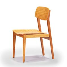 Sustainable Bamboo Chair