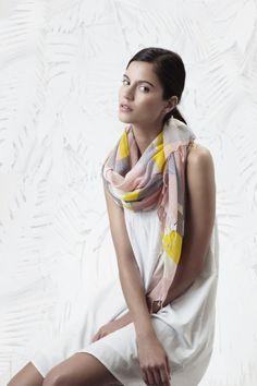 © Eugénia Sierko mapoesie.fr/ #mapoesie #scarf #foulard