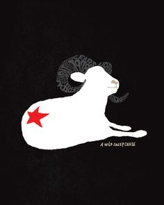 Haruki Murakami, A Wild Sheep Chase|村上春樹
