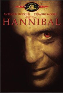 HANNIBAL.  Director: Ridley Scott.  Year: 2001.  Cast: Anthony Hopkins, Julianne Moore and Gary Oldman