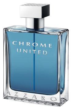 Chrome United Azzaro cologne - a new fragrance for men 2013