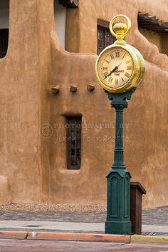 Santa Fe Clock | Flickr - Photo Sharing!
