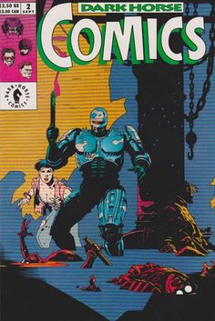 Dark Horse Comics #2 Chris Claremont Story / Mike Mignola Cover Art / Rick…