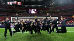 The United States Women's Soccer Team - Women's Football Gold Medal Match