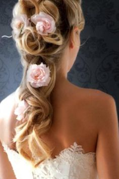 Tangled hair! Can the little girls wear their hair like this? Or you? Or ALL of us?