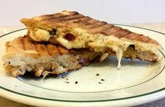 Panera Copycat — Frontega Chicken Panini by A Hole Lotta Cheese