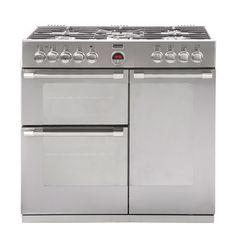 Kuchnia Stoves Sterling 90 gazowa - Kuchnie - Kuchnie i AGD Biokominki,Grille ogrodowe,Drzwi, Podłogi,Meble,Dekoracje