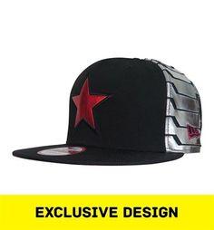 11d1aea7bca7f Winter Soldier Armor 950 Snapback Hat