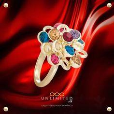 UNLIMITED BY OB - joyería, anillos, arracadas, aretes, huggies, brazaletes, cadenas, collares, dijes, juegos de dijes y aretes, juegos de dama, juegos de niña, pulsos, rosarios, broqueles
