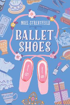 Ballet Shoes by Noel Streatfeild - BookBub Books For Tweens, Books Everyone Should Read, Orphan Girl, Need Money, Reading Challenge, Book Girl, Book Authors, Beautiful Children, Great Books
