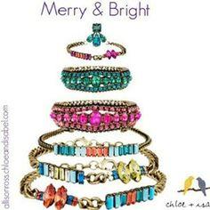 Chloe and Isabel jewelry...Kim Clark merchandiser...buy it!! gift it!  LOVE it!!