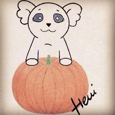 #pumpkin #halloween #allhallowseve #dogs #dog #randalphthedog #puppy #puppies #drawings #drawing #sketch #design #hund #kutya #zeichnung #rajz Halloween, Drawing S, Cute Drawings, Disney Characters, Fictional Characters, Sketches, Pumpkin, Puppies, Disney Princess