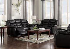 Shop for a Jensen Chocolate 3 Pc Reclining Living Room at Rooms To Go. Find Living Room Sets that will look great in your home and complement the rest of your furniture.